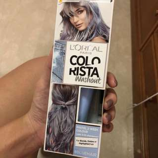 LOREAL COLORISTA WASHOUT - PASTEL BLUE