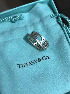 TIFFANY & CO. SILVER RING 戒指