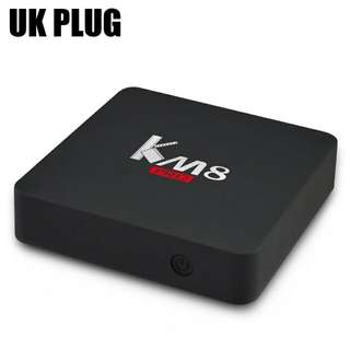 KM8 Pro Smart TV Box