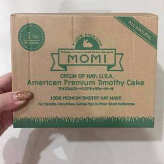 Momi Natural Treat Timothy Hay Cake