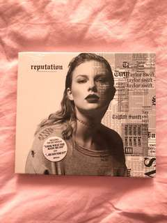 Reputation CD (still in wrapper)