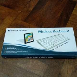 Wireless Keyboard Wireless Bluetooth