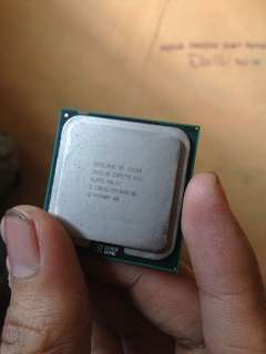 Procesor intel core2 duo