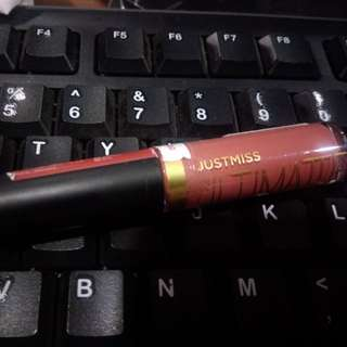 Justmiss Ultimate Waterproof Lip Cream