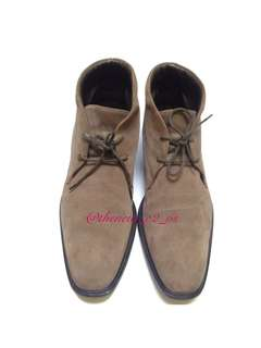 Tods suede leather size 8