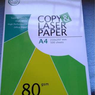 110 Photocopier Paper