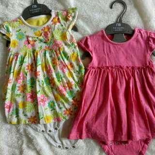 Dress Bayi Mothercare