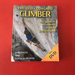 SELF COACHED CLIMBER - ROCK CLIMBING SPORTS