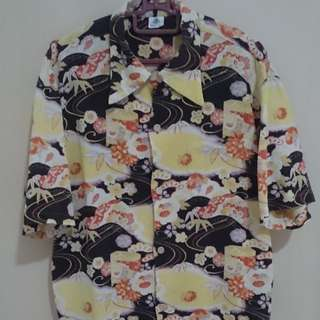 Eternal Japanese Pattern Shirt