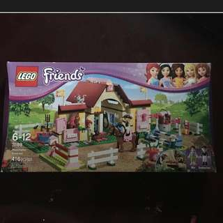 *Repriced* Authentic Lego Friends Heartlake Stables 3189