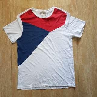 H&M Three Way Color L.O.G.G Shirt