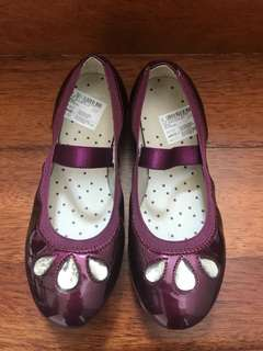 Clarks Girl Shoes Size 121/2