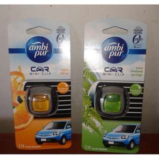 AmbiPur Car Mini Clip