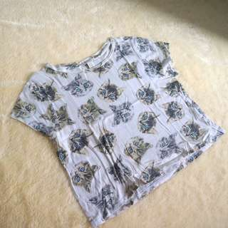Forever 21 Crop Top - Baju Crop