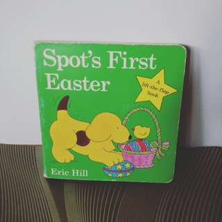Christmas and easter books