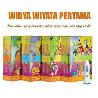 Buku Widya Wiyata Pertama | Buku WWP dengan walter