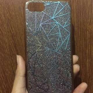 Case iphone 7 glitter