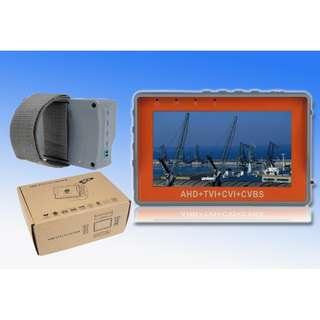 4 in 1 Wrist Tester 4.3″ Monitor 1080P CVBS/AHD/TVI/CVI CCTV Camera Cable Tester.