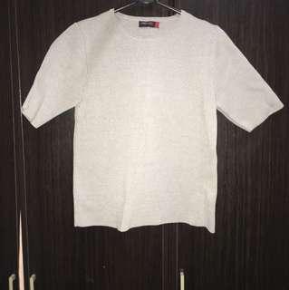 VF 133 Woman by SM grey blouse 👚