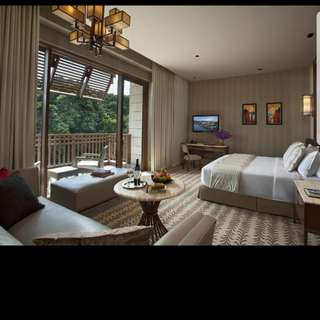Rws equarius hotel deluxe room weekend