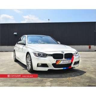 BMW 3 Series ActiveHybrid 3 M-Sport