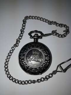 Alice in Wonderland Pocket Watch Limited Edition 2010