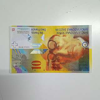 【藏閣】瑞士2008年10-法郎