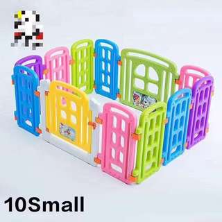 10 pcs Playpen Playground for Baby
