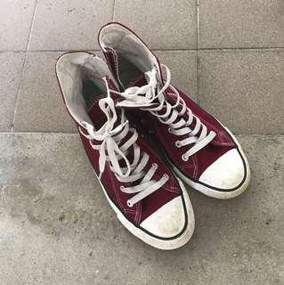 Converse lookalike Boots