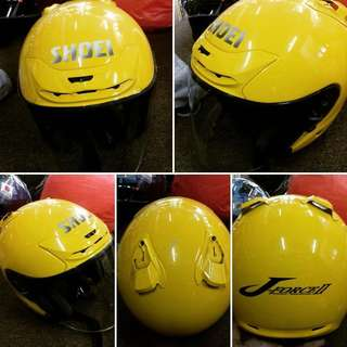 original shoei jforce 2