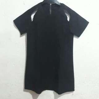 REPRICED!!! Mini Black Dress