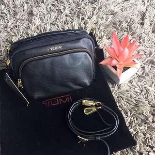 Tumi Luanda Travel Leather