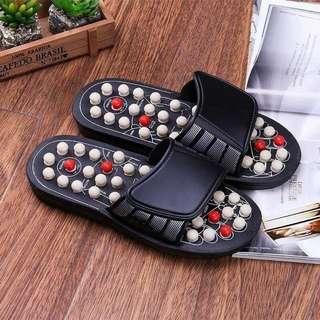 Foot reflex acupuncture massage slippers