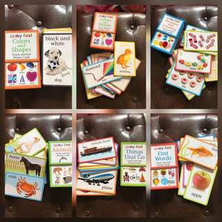 Touch and Feel Flash Card
