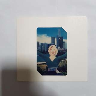 Mint Marilyn Monroe Phonecard