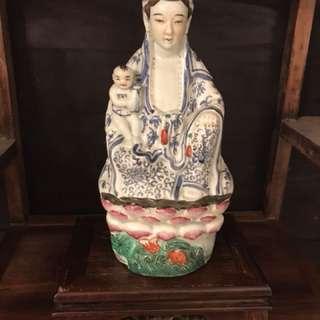 Antique "Ming" Guanyin