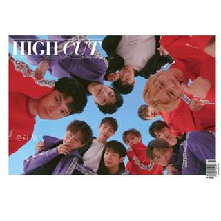 High Cut Vol. 216 ft. WANNA ONE (Version A/Version B)