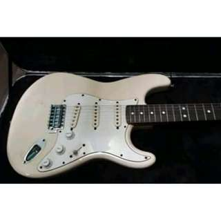 Stratocaster Fender Mexico Classic Electric Guitar