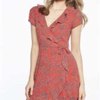Bardot bandana dress