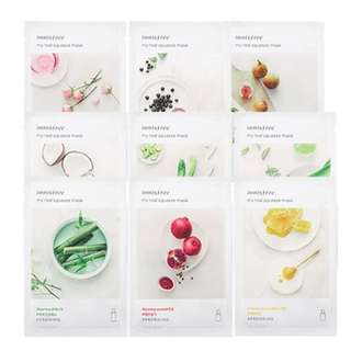 innisfree Mask x 10pcs