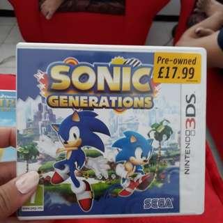 Nintendo 3DS games