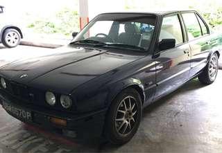 BMW 3 Series 318i Sedan Auto