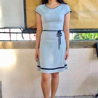 Sunday dress Blue