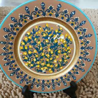 Antique DECO Plate.