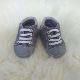 Lovely lace baby booties #Bajet20