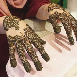 Bridal Henna Packages