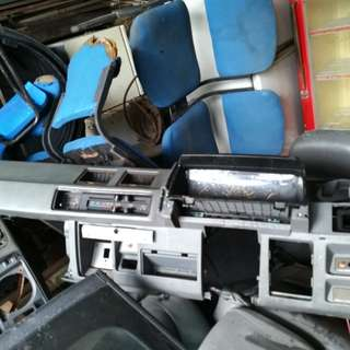 Dashboard  iswara UK Spec complete set with meter