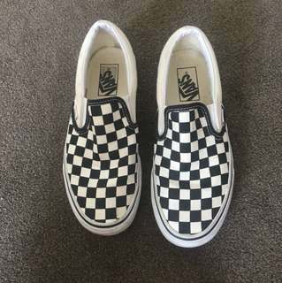 Authentic old school vans