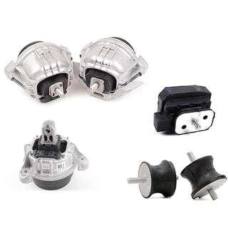 Bmw Engine & transmission mounting set (4pcs)
