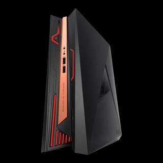 Asus ROG G20CI (G20CI-SG008T / G20CI-SG007T) | Intel® 7th generation Core™ i7-7700 Processor | NVIDIA® GeForce GTX 1070 8GB GDDR5 | 256GB SSD + 2TB HDD | 16GB 2133 Memory | 3 Years OnSite Warranty